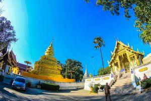 culture east sri siam art monastery stupa attraction buddhism phra