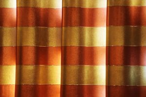 curtain shiny texture background gold
