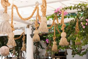 decor ropes leisure tassels world travel nature