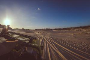 desert sand dunes daylight adventure sand dry fun ride
