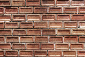 design textured solid exterior structure wall rough surface bricks brickwork