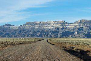 dirt explore road mountain adventure gravel scenic