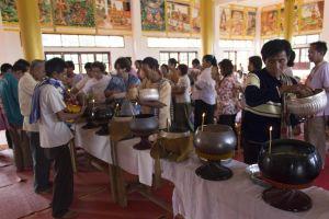 elephant festival laos buddhism east tradition world asia asian culture