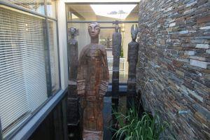 experience art cape town statue man mountain farm nature people wine