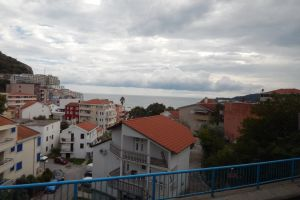 fortress building water town mountain adriatic montenegro city summer sea