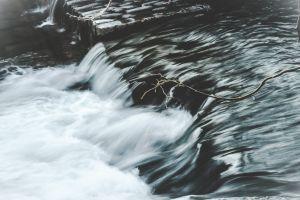 freshness water thought waterfall fresh water fresh nature