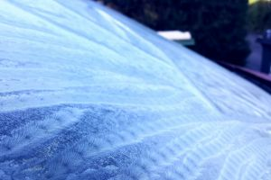 frost cold ice pattern