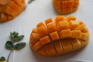 fruit foodphoto food mint mango foodie