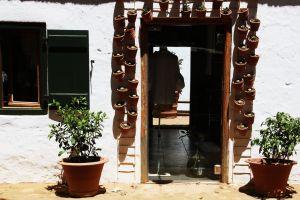 garden pots farm decor