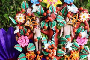 garden religion mexican christianity