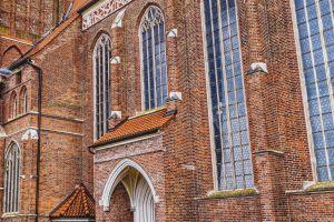 germany city catholic bavaria building church historical city architecture historically bricks