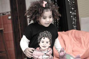 girl female birthday egyptian egypt daughter alondra hair