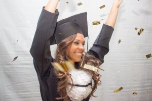 graduation brazilian woman people smile girl woman