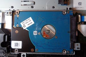 hard disk hard drive laptop