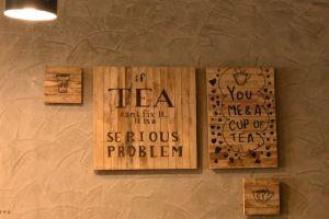 hd wallpaper tea cup quotes