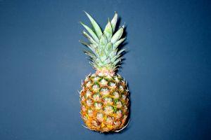 healthy pineapple tropical fruit food fruit