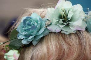 holiday mermaid bling swim hair girls fun ocean flowers cruise