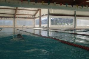indoors swimming activity athlete muscular healthy active lap people lifestyle