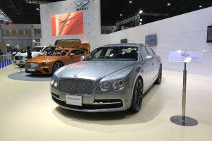 international motor show bangkok automotive thailand bentley car show car flyingspur impact exhibition center exhibition center