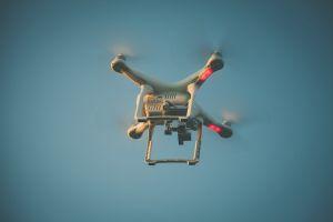 low angle shot sky dji technology lights action flight aviation aircraft drone