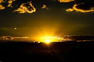 madagascar sun sunset