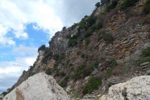 mediterranean beautiful adriatic kotor bay sea fortress building water sky
