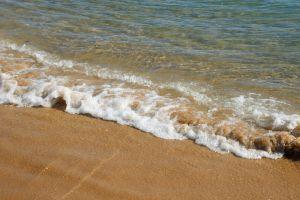 minimalism swim beach ocean nature water fun holiday sea waves