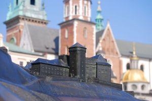 model architecture sculpture miniature building