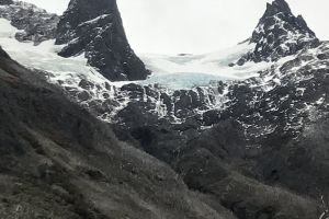 mountain glacier glacier national park blue mountains outdoor