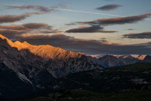 mountain montagna alba montana