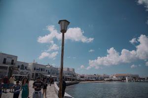 mykonos greece summer