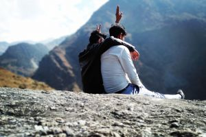 nature stone blur blurred background arun ranjeet mountain friendship handsome_hunk_arun cloud