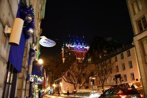 night lights city lights castle night illuminated