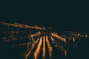 night midnight city lights night life city life thailand
