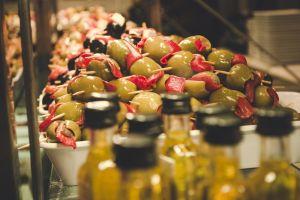olives market fresh madrid san miguel europe sticks fresh food food finger food
