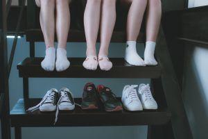 people adult feet legs footwear sneakers