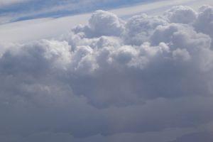 plane airplane clouds flying cloud flight