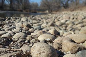 rocks outdoor stream nature water