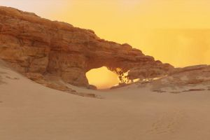 sand dunes egypt desert cgi sand sandstorm