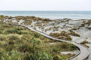 scenic water seashore landscape trail sea ocean shore beach sand