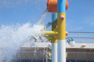sea kids horizon entertainment holiday deck play ocean cruise cruise ship