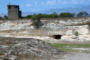 sightseeing history freedom south africa pile rocks cruise nelson mandela stones landmark