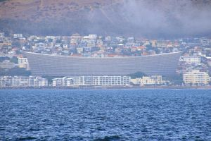 south africa ocean stadium landmark table mountain cape town mountain