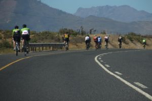 south africa road trip mountains sport road bicycles tar road