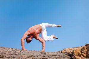 strength fashion wear fashion model recreation fun man active crossfit muscles