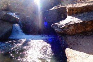 sunlight sun water nature rock