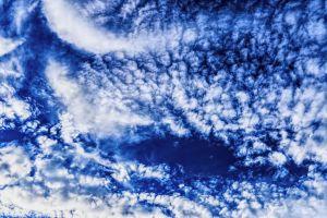 sunny sky clouds blue sky daylight