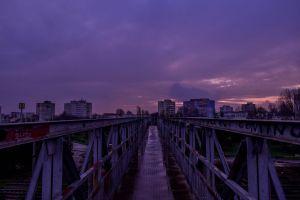 sunset purple sky town grunge art photography nature nikon dramatic sky sky