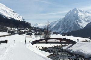 switzerland mountain klosters