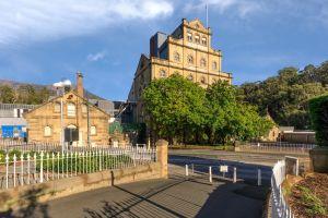tasmania architecture australia
